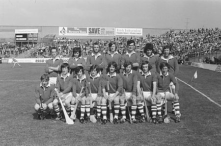 All Ireland Senior Hurling Final - Cork v Kilkenny.Cork Team.03.09.1972  3rd September 1972
