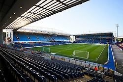 A general view of Ewood Park - Mandatory byline: Matt McNulty/JMP - 07966386802 - 28/08/2015 - FOOTBALL - Ewood Park -Blackburn,England - Blackburn Rovers v Bolton Wanderers - SkyBet Championship