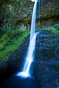 Waterfalls in Silver Falls State Park, Oregon.