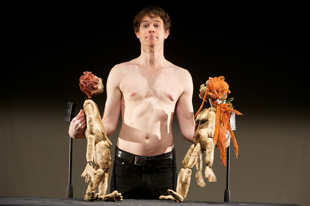 John Milton's Paradise Lost, adapted by Paul van Dyke. Produced by Beyond the Mountain.