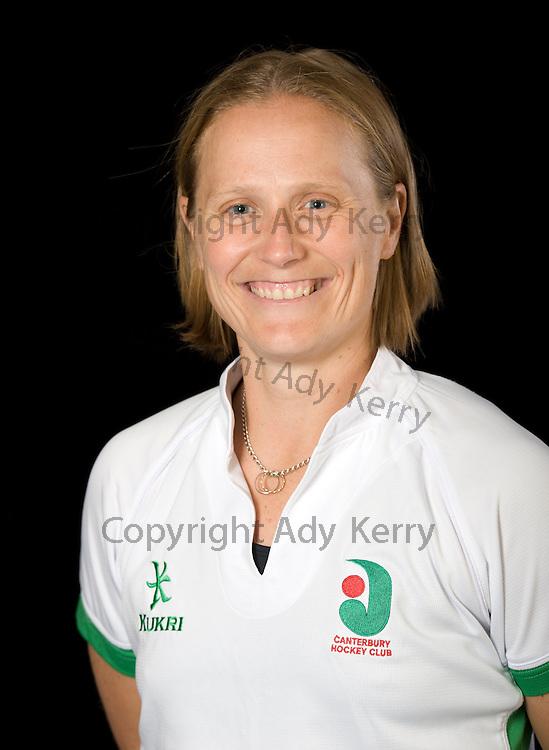 Mel Clewlow - Canterbury Ladies Hockey Club, 2013 -14 season