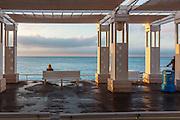 Moment de détente sur la promenade des Anglais  // Moment of relaxation on promenade des Anglais