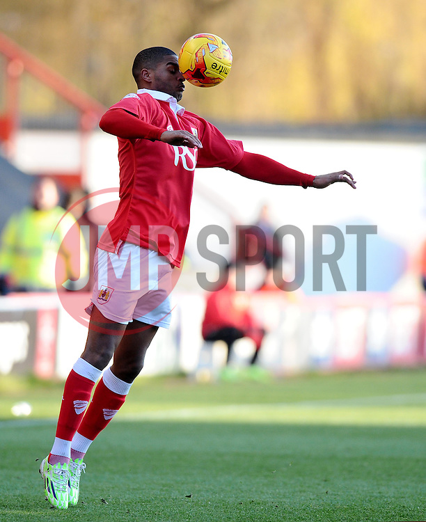 Bristol City's Mark Little  - Photo mandatory by-line: Joe Meredith/JMP - Mobile: 07966 386802 - 13/12/2014 - SPORT - football - Bristol - Ashton Gate - Bristol City v Crawley Town - Sky Bet League One