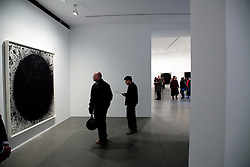 Richard Serra - Greenpoint Rounds  - Exhibition at Gagosian Gallery in Rome
