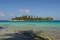 From the Kuna Yala archipelago on the Caribbean coast of Panama