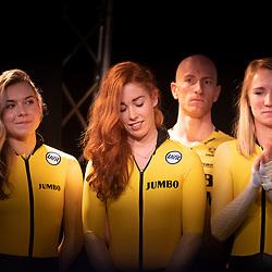 21-12-2018: Wielrennen: Presentatie Team Jumbo: Veghel