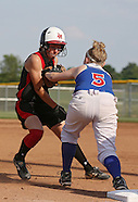 High School Softball - Cedar Rapids Washington at Linn-Mar - June 20, 2013