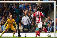 Manchester City v Stoke City 300814