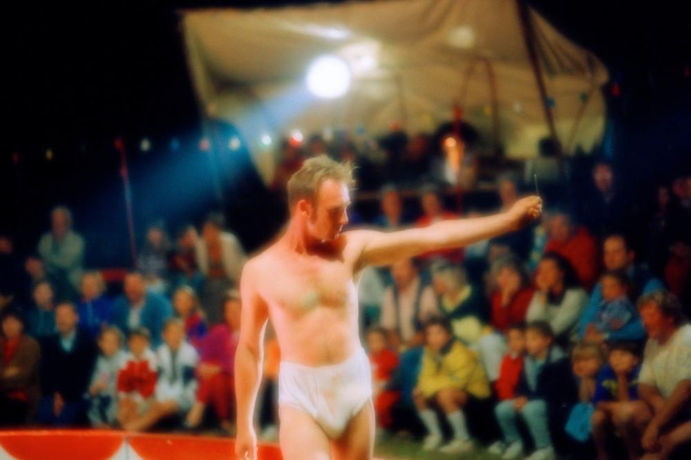 1997 - Veneto - Il Circo Bidone.
