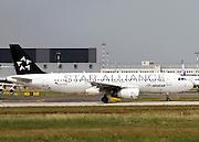 SX-DVQ Aegean Airlines Airbus A320-232 at Milan - Malpensa airport