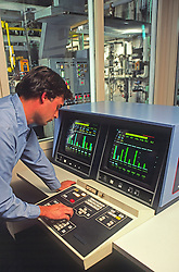 Power Plant Control Room Operator