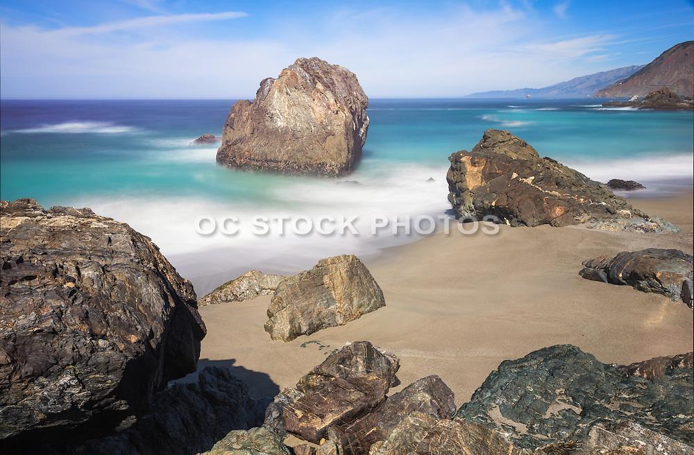 The Big Sur Coastline of California