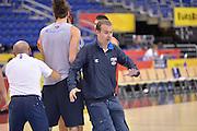 Descrizione : Berlino Eurobasket 2015 - Italia<br /> Giocatore : Simone Pianigiani<br /> Categoria : Allenamento<br /> Squadra: Italy<br /> Evento : Eurobasket 2015<br /> Gara : Berlino Eurobasket 2015 - Allenamento<br /> Data: 05-09-2015<br /> Sport: Pallacanestro<br /> Autore: Agenzia Ciamillo-Castoria/I.Mancini<br /> Galleria : FIP Nazionale 2015<br /> Fotonotizia: Berlino Eurobasket 2015 - Allenamento