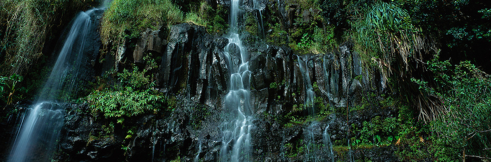 Blue Ginger Pools, Hana Coast Maui, Hawaii<br />