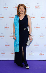 Sarah Duchess of York arrives at The Butterfly Ball in aid of The Caudwell Trust,  Battersea Evolution, London, UK, May 16, 2013. Photo by:  i-Images