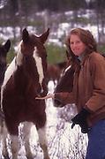 Horse, Montana<br />
