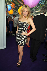 Becki Newton at the 2009 Glamour Magazine Awards held in Berkeley Square, London on 2nd June 2009.