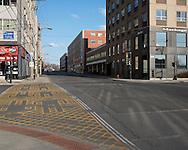 Rue Chabanel, Montréal.