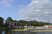 Duisburg, GERMANY.  FISA Masters World Championship. .Wedau Regatta Course .16:38:19  Thursday  06/09/2012   ..[Mandatory Credit Peter Spurrier:  Intersport Images]  ..Rowing, Masterss, 2012010473.jpg...