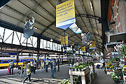 Nederland, Nijmegen,1-7-2014De stationshal van het ns station nijmegen centraal.Foto: Flip Franssen/Hollandse Hoogte