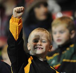 Frampton Rugby Club - Mandatory byline: Dougie Allward/JMP - 07966386802 - 06/11/2015 - RUGBY - Ashton Gate -Bristol,England - Bristol Rugby v Doncaster Knights - Greene King IPA Championship