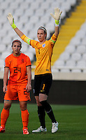 Fifa Womans World Cup Canada 2015 - Preview //<br /> Cyprus Cup 2015 Tournament ( Gsp Stadium Nicosia - Cyprus ) - <br /> Netherlands vs England 1-1   // Karen Bardsley - Goalkepeer of England