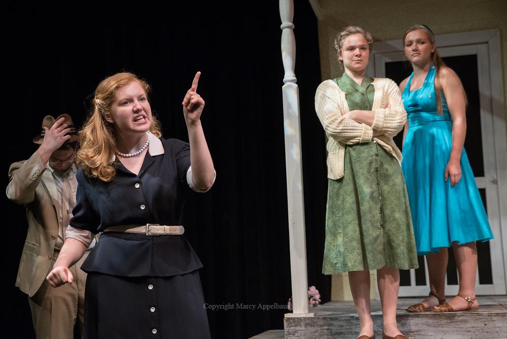Douglas Anderson High School production of Picnic
