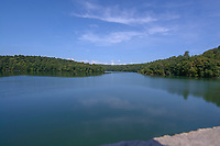 Prettyboy Reservoir, Baltimore County, Maryland.