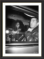 Diana Ross London West End october 99<br /> A3 Museum-quality Archival signed Framed Print (Limited Edition of 25)