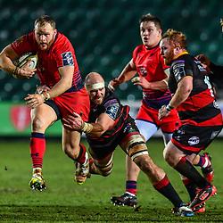Dragons v Worcester Warriors
