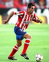 Fotball<br /> Spania 2003/2004<br /> Athletico Madrid<br /> Novo<br /> Foto: Digitalsport<br /> Norway Only