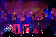 10th edition of the MTV Awards in Ahoy Rotterdam , The Netherland<br /> <br /> On the photo: