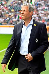 10.09.2011,  BorussiaPark, Mönchengladbach, GER, 1.FBL, Borussia Mönchengladbach vs 1. FC Kaiserslautern, im Bild.Lucien Favre (Trainer Mönchengladbach)..// during the 1.FBL, Borussia Mönchengladbach vs 1. FC Kaiserslautern on 2011/09/09, BorussiaPark, Mönchengladbach, Germany. EXPA Pictures © 2011, PhotoCredit: EXPA/ nph/  Mueller *** Local Caption ***       ****** out of GER / CRO  / BEL ******