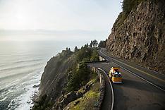 Highway 101 - Washington, Oregon California road trip