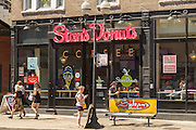Stans doughnut shop in Wicker Park August 2, 2015 in Chicago, Illinois, USA.