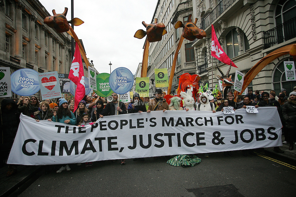 Climate Change March 2015