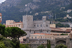 General view of various luxurious buildings and the royal palace in Monaco, on June 25, 2014. Police investigating the killing of Monaco heiress Helene Pastor last month have detained 23 people in France, including her daughter and son-in-law. Ms Pastor, from one of Monaco's richest families, was ambushed by a man armed with a shotgun as she left hospital in the French city of Nice in May. Her chauffeur also died of his wounds. Sylvia Pastor and her husband, Poland's honorary consul to Monaco Wojciech Janowski, were among those detained in Nice, Marseille and Rennes. Photo by Mike Bird/ABACAPRESS.COM  | 454291_027 Monaco Monaco