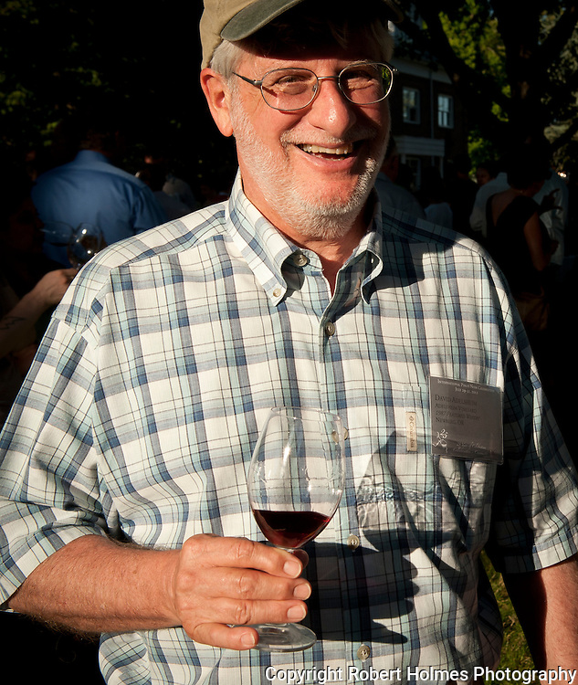 David Adelmsheim enjoys 2011 IPNC
