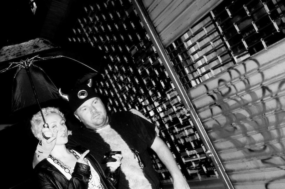 Halloween, Lower East Side, 2009