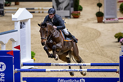 Wernke Jan, GER, Queen Mary<br /> Grand Prix <br /> Braunschweig - Löwenclassics 2019<br /> © Hippo Foto - Stefan Lafrentz