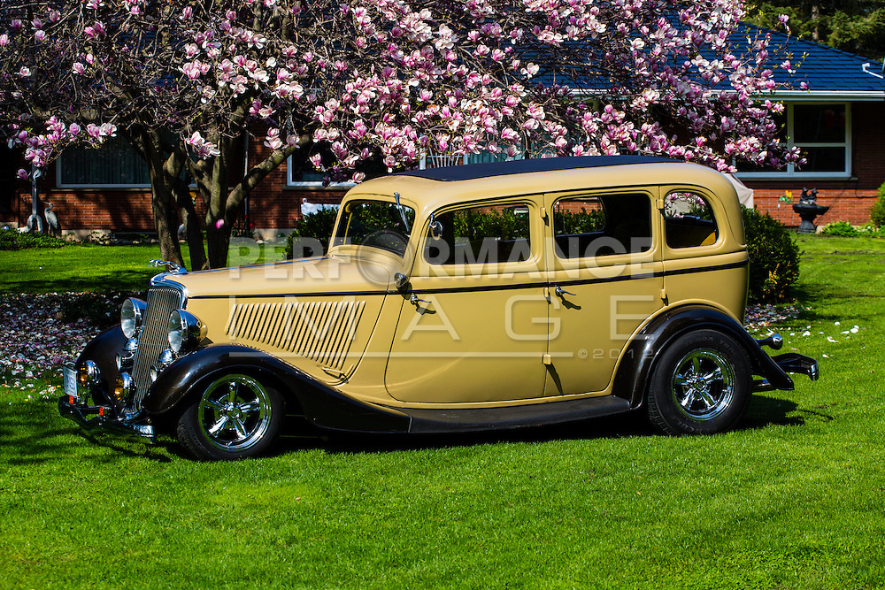 1934 Fordor Ford 40