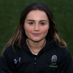 Sarah Bailey - Mandatory by-line: Robbie Stephenson/JMP - 17/10/2017 - RUGBY - Sixways Stadium - Worcester, England - Worcester Valkyries Headshots