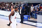 Ramagli Alessandro<br /> Dolomiti Energia Trentino - Virtus Segafredo Bologna<br /> Lega Basket Serie A 2017/2018<br /> Trento, 30/09/2017<br /> Foto M.Brondi / Ciamillo - Castoria