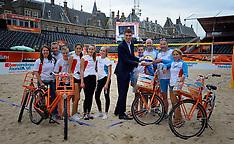 20150626 NED: WK Beach volleyball on tour, Den Haag