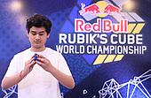 31.03.2018, Delhi : Red Bull Rubik's Cube World Championship