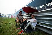 September 4, 2016: Romain Grosjean (FRA), Haas , Italian Grand Prix at Monza