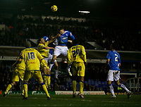 Goalmouth action as Birmingham attack