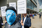 Barclays AGM Protest