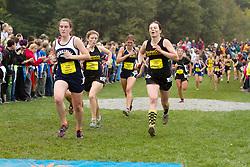Festival of Champions High School Cross Country meet, Marla Davidson, Harwood