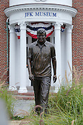 The Kennedy Museum, Hyannis, Cap Cod, Massachusetts, USA